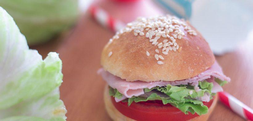 Panini-per-hamburger