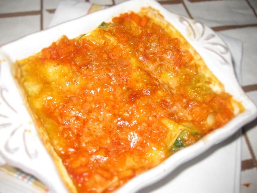 lasagne dell'orto