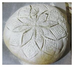 intagli sul pane / bread tutorial