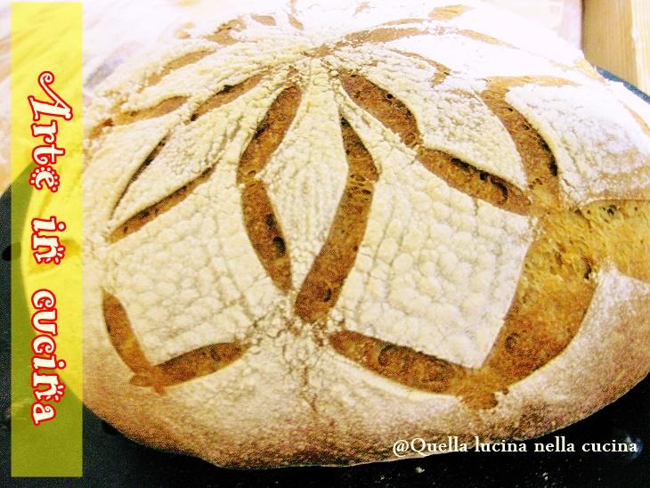 intagli sul pane /bread tutorial
