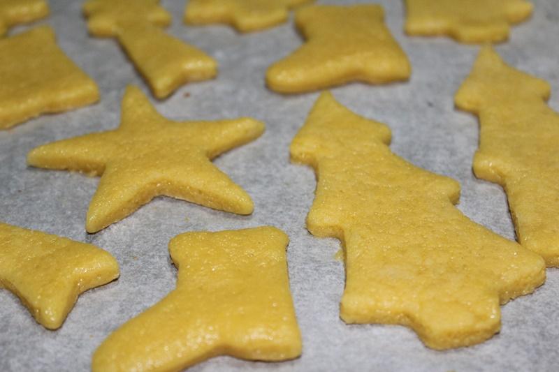 Biscotti velocissimi senza burro