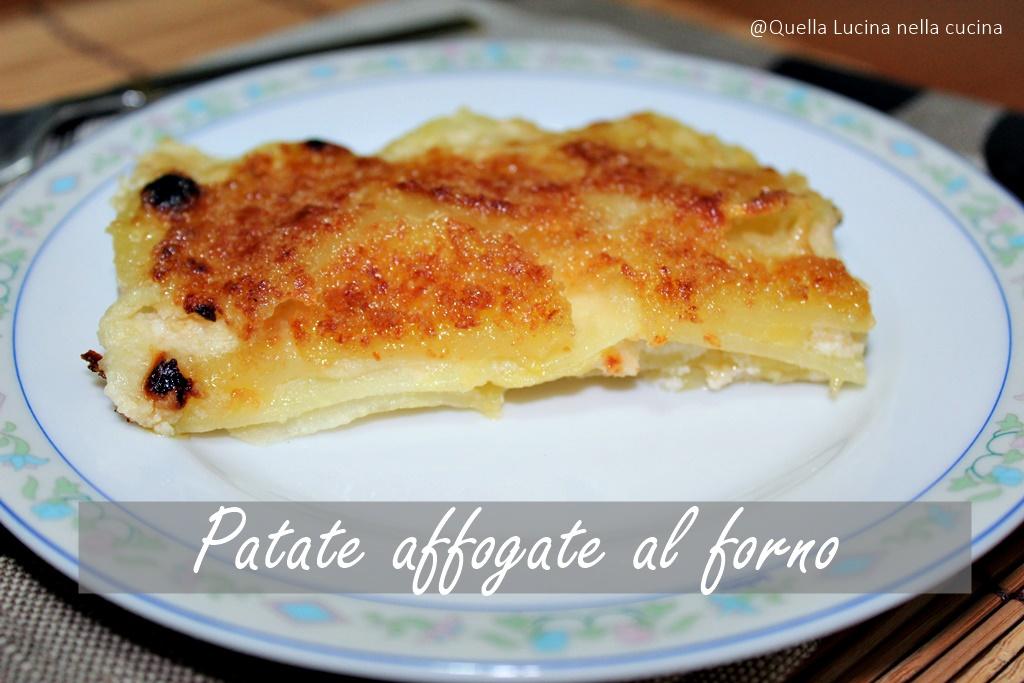 patate affogate al forno