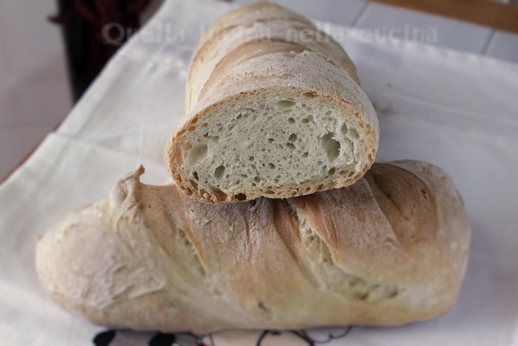pane a lunga lievitazione