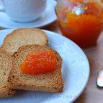 confettura di carote