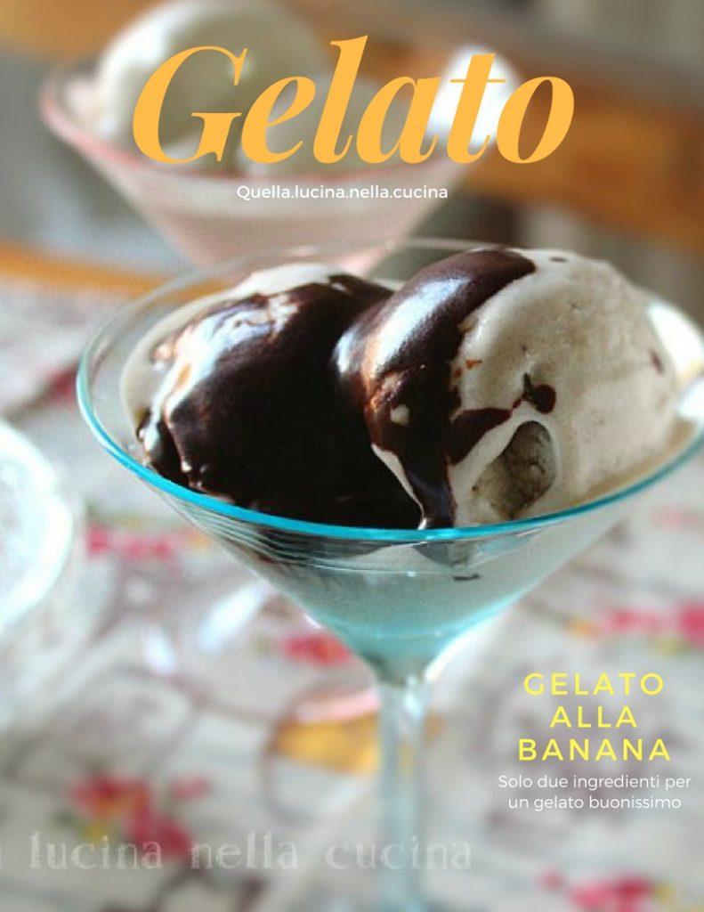 gelato furbissimo alla banana