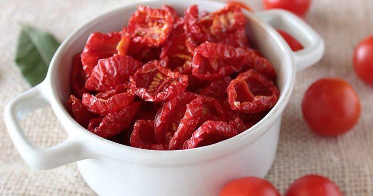 Pomodorini essiccati - Basilicata