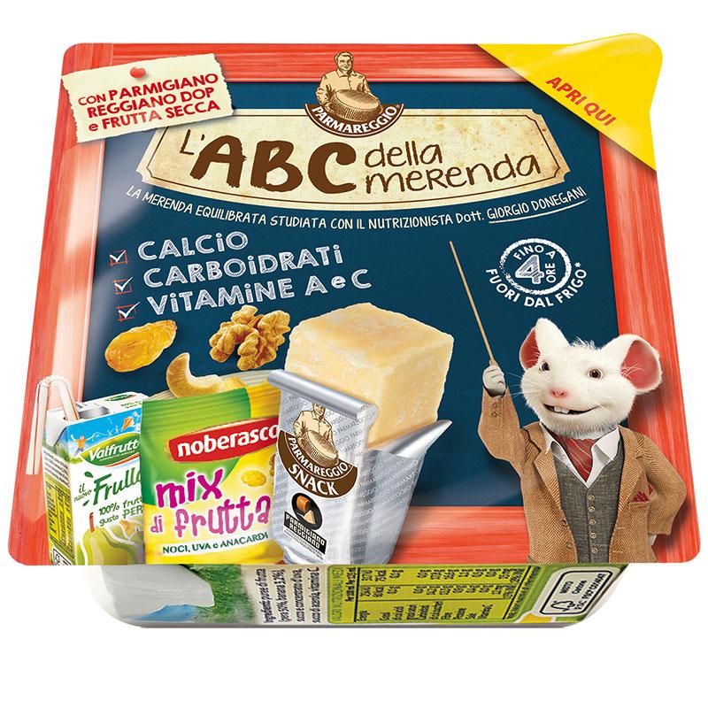 L'ABC della Merenda di Parmareggio