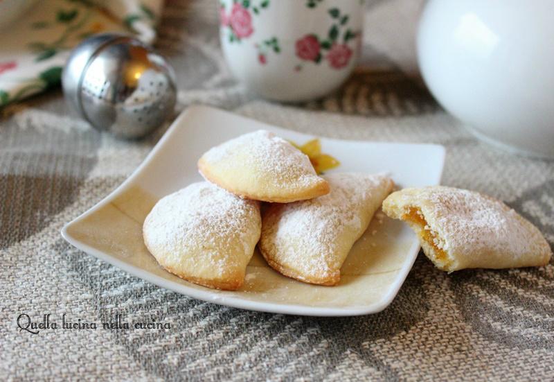 crestine dolci di carnevale