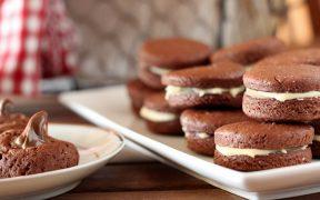biscotti al cioccolato vegani