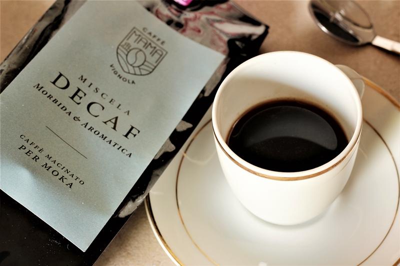 Oggi vi offro una tazzina di M'ama caffè