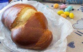 Pane dolce di Pasqua
