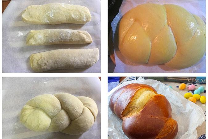 Pane dolce il piccillato