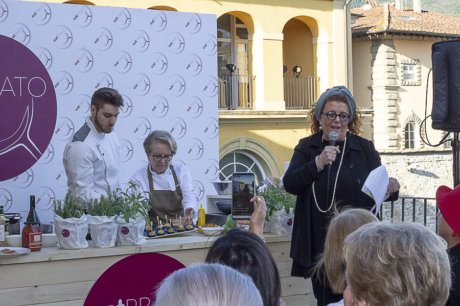 show cooking prato