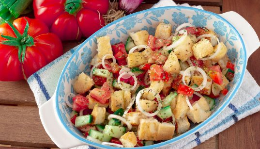 Panzanella-senza-glutine