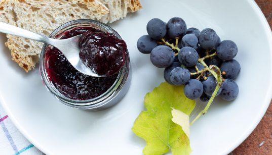 marmellata-di-uva-fragola