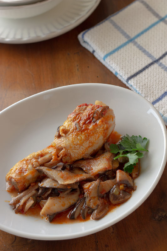pollo-e-funghi
