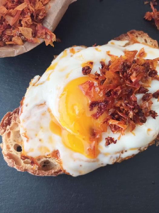 uovo fritto lucano