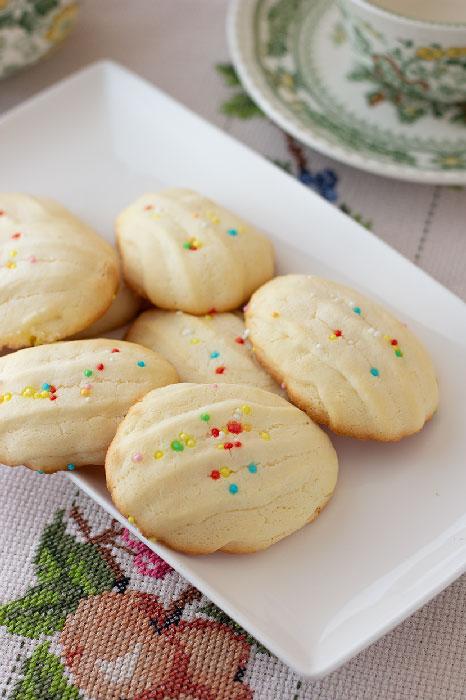 Biscotti al burro senza glutine