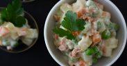 insalata russa con il tonno