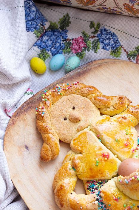 Biscotti di Pasqua lucani