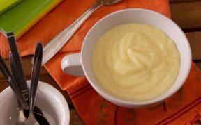 crema pasticcera senza uova