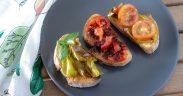 bruschette ai peperoni: sapori lucani