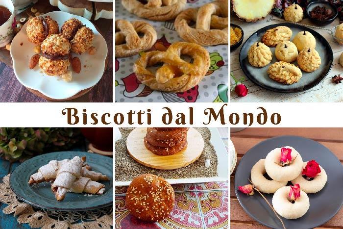 biscotti dal mondo settembre